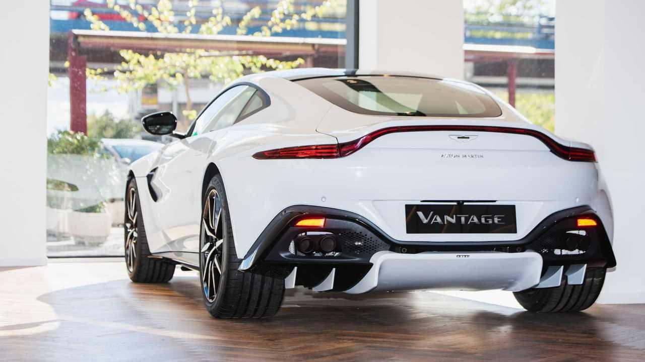 Aston Martin Madrid