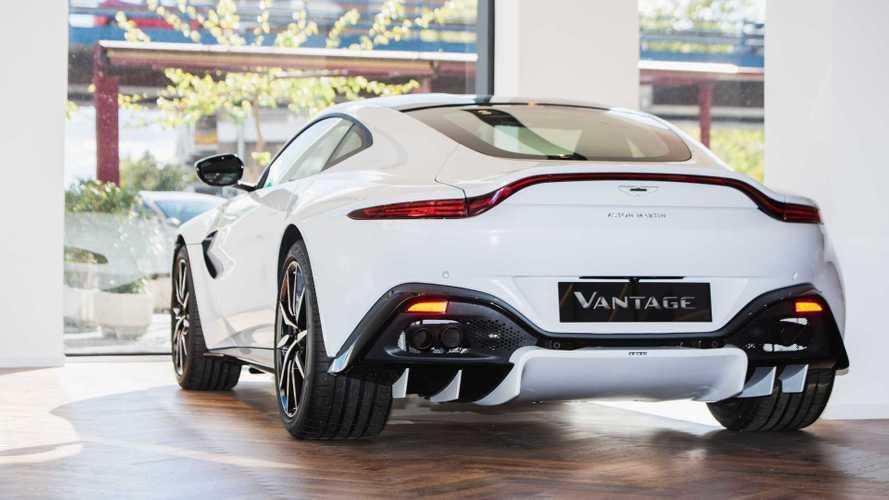 Aston Martin regresa a Madrid de la mano de Tayre Automoción
