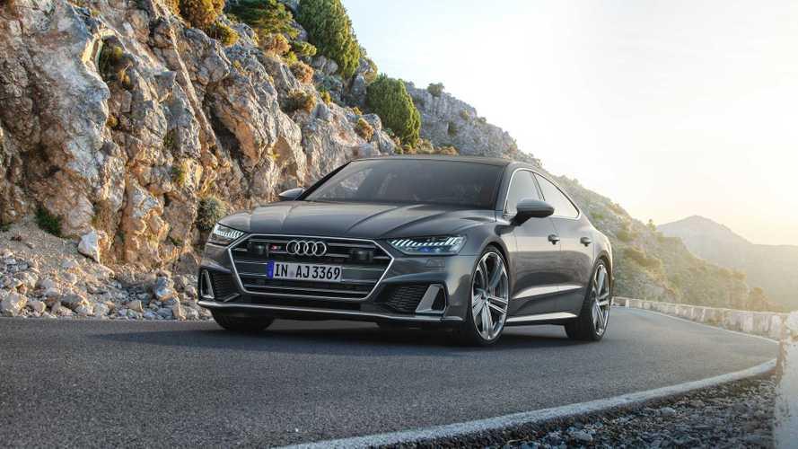 Audi S7 Sportback 2019: ahora, con motor turbodiésel de 350 CV