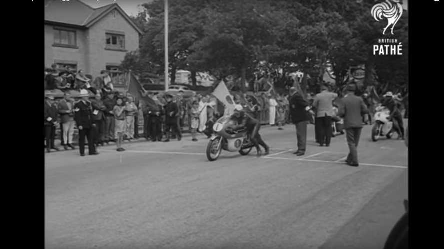 A Window Into The 1965 Isle of Man TT Races