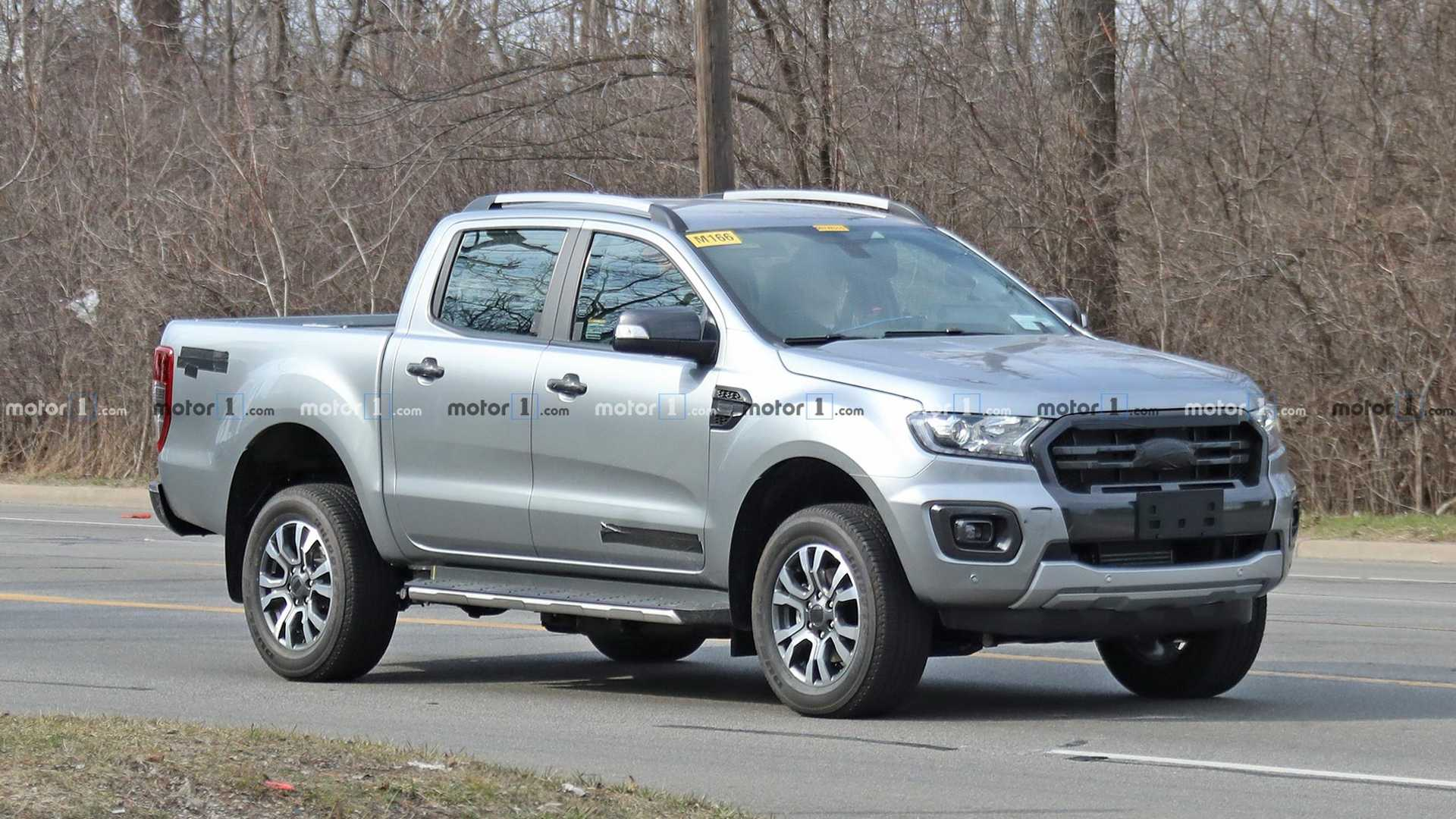 Ford Ranger Diesel >> Possible Ford Ranger Diesel Spied In The United States
