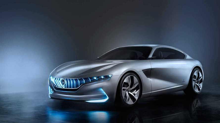 Pininfarina To Become World's First Luxury Electric Car Maker