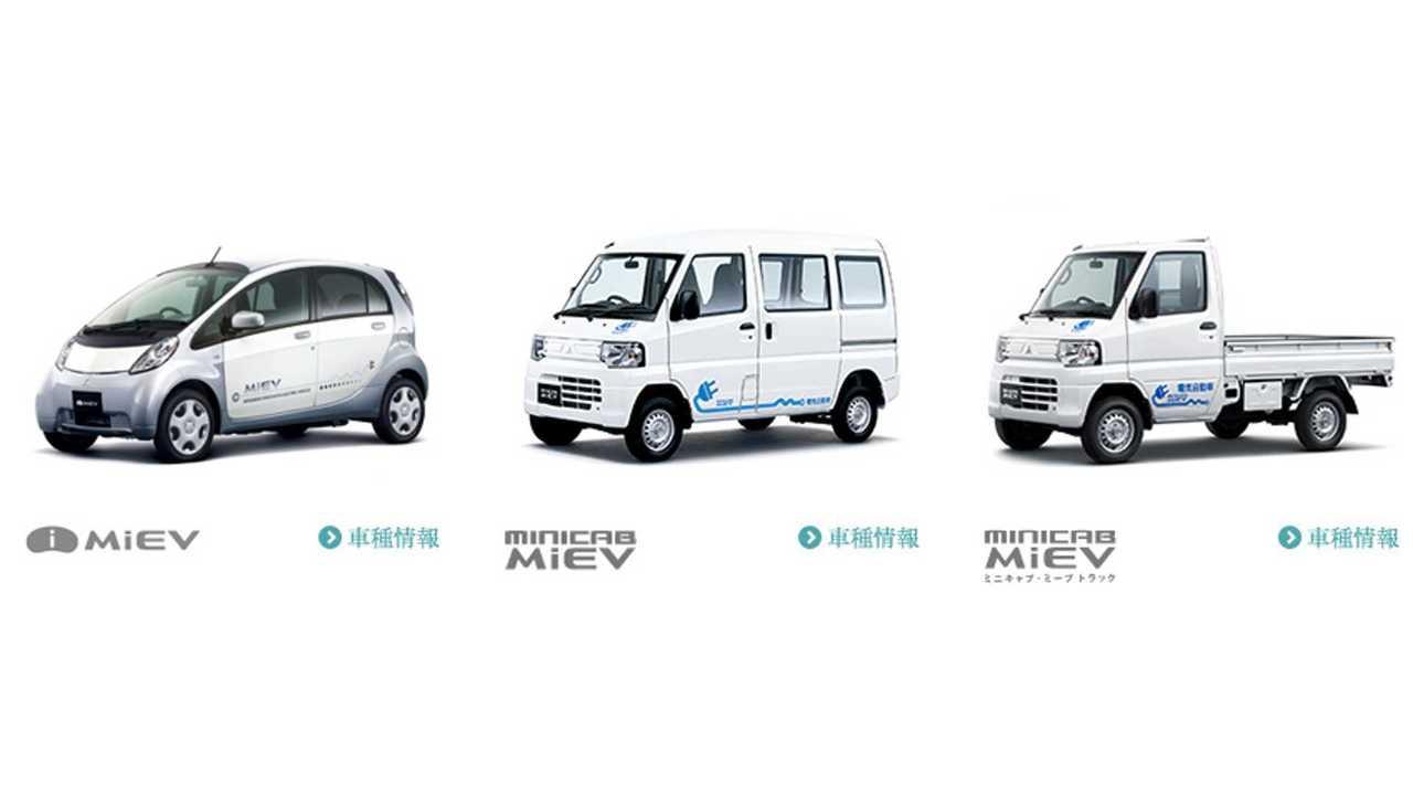 Re-Imagined: Mitsubishi i-MiEV Rendered As a Tiny Nissan EV