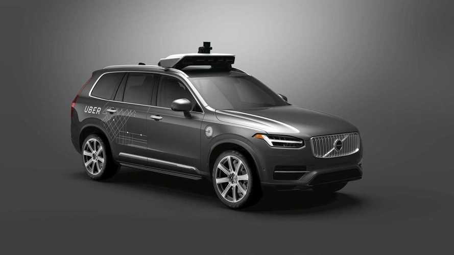 Uber Orders 24,000 Plug-In Hybrid Volvo XC90s