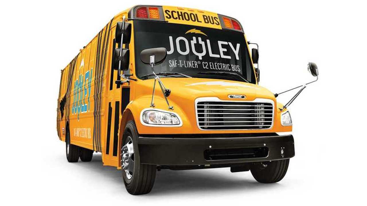 Saf-T-Liner C2 Jouley School Bus