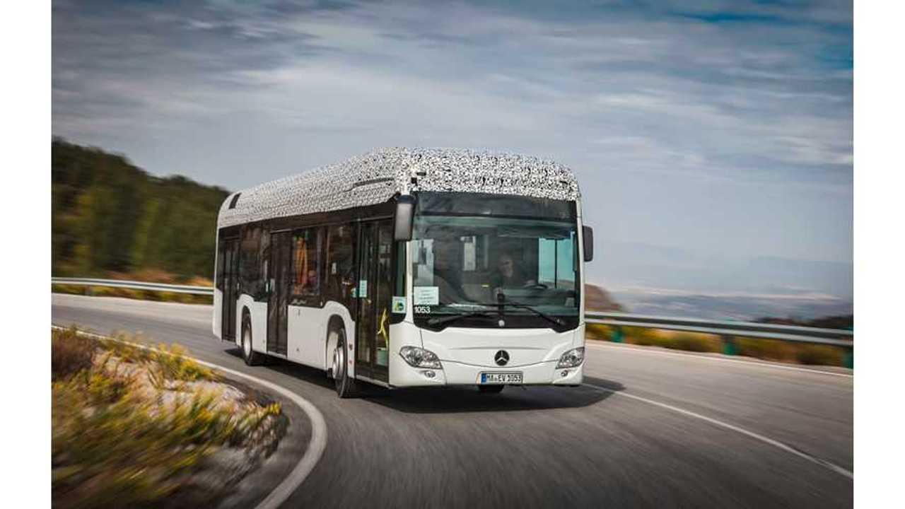 Mercedes-Benz Citaro Electric