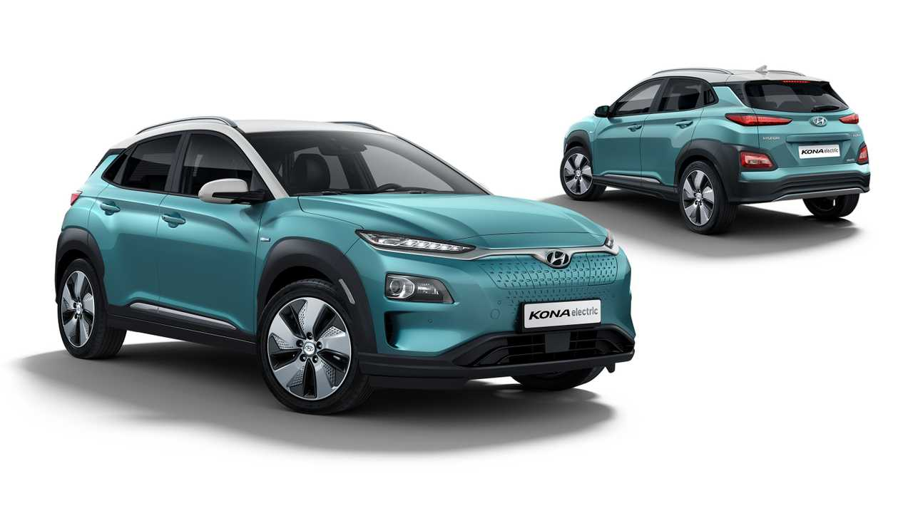 Hyundai Kona Electric Priced In Norway - Sold Out For 2018