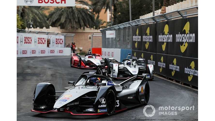 Formula E Gen 2 Race Car Sparks New Life Into Racing Series