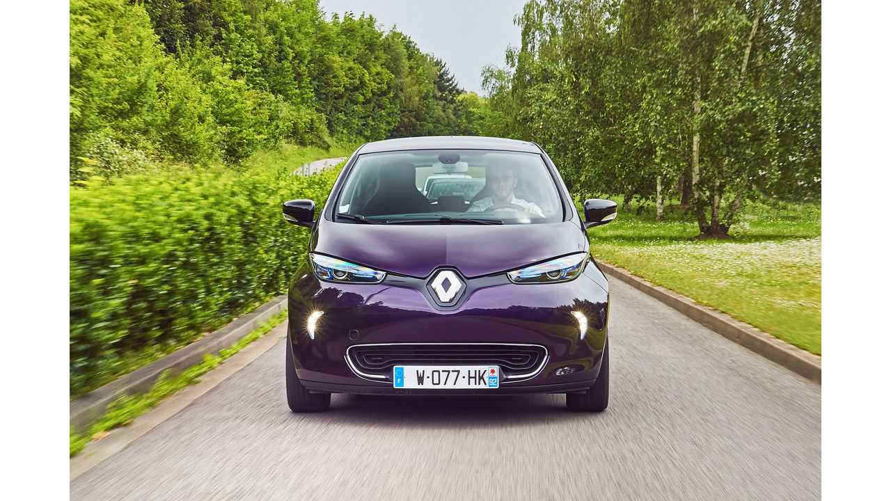 France Registers More Than 25,000 Plug-In Electric Cars In First Half Of 2018