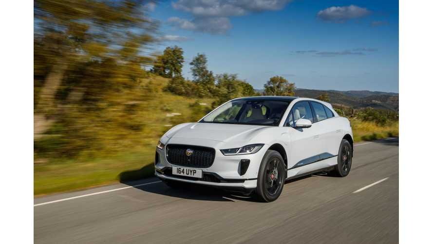 Auto Express Crowns Jaguar I-Pace Car Of The Year / Best Premium EV