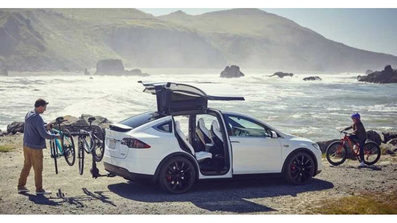Tesla Now Offers Additional Model X Sunshades