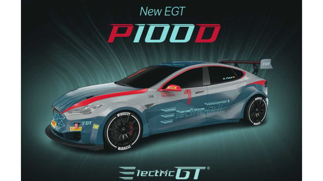 Electric GT Racing Series Opts For CHAdeMO Over Tesla Superchargers For Model S