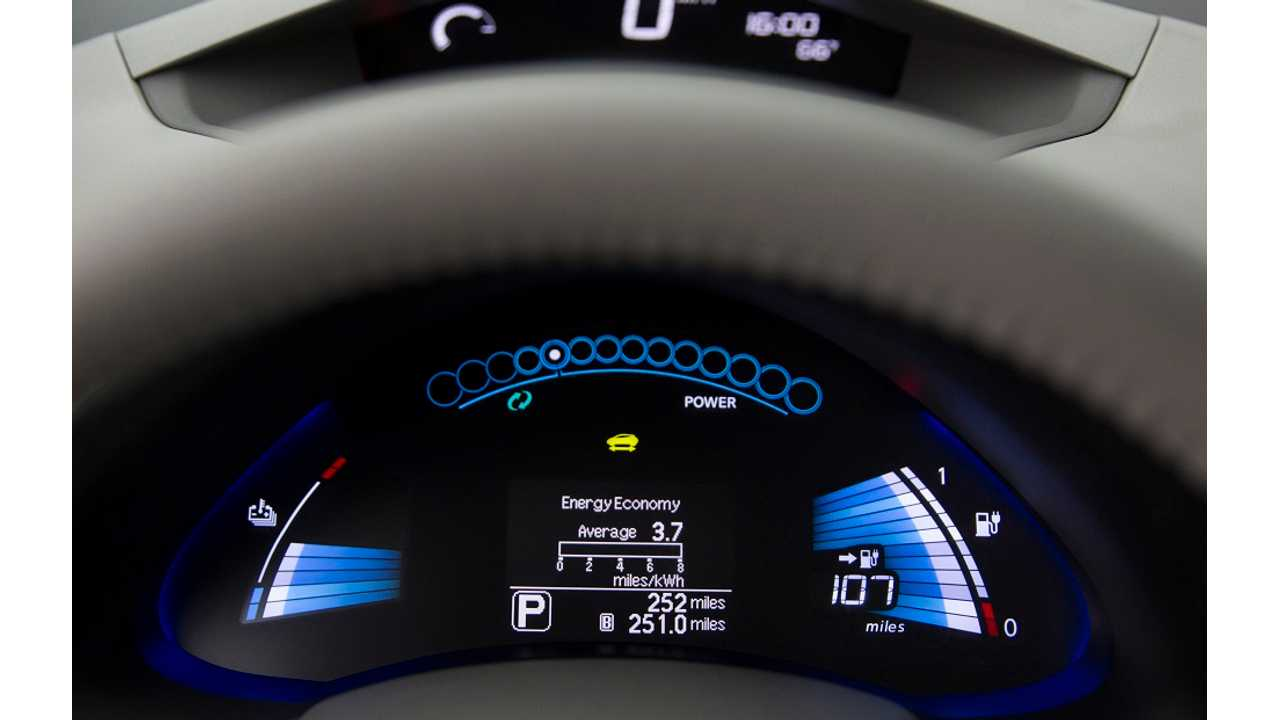 2016 Nissan LEAF - Now With 107 Miles Of Range!