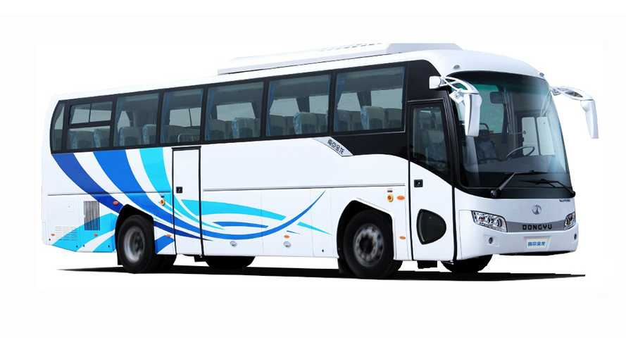 LG Chem Signs Battery Deal With Chinese EV Bus Manufacturers