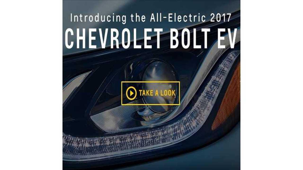 2017 Chevrolet Bolt Fine Print