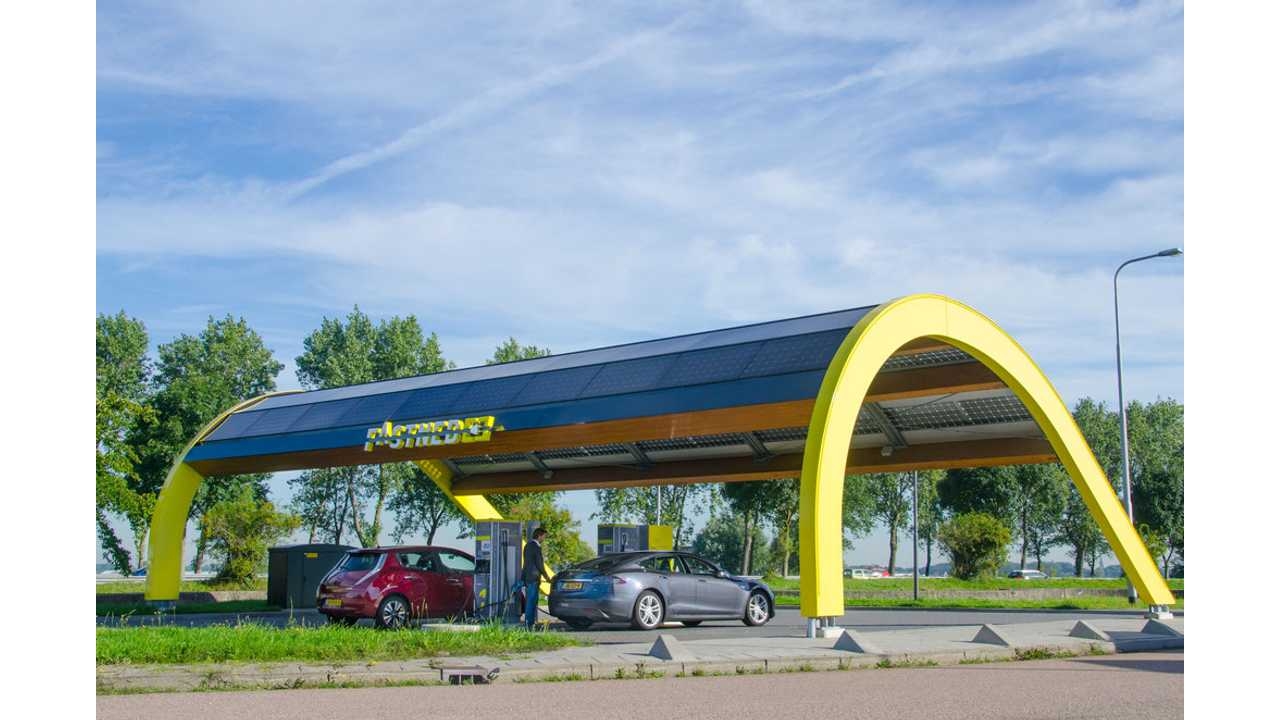 Fastned Expands Into Germany