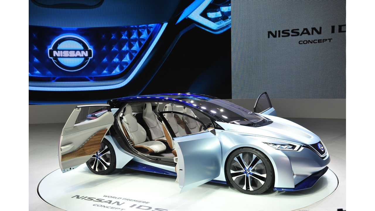 Renault-Nissan Looking To Create Autonomous, Electric Ride-Sharing Program