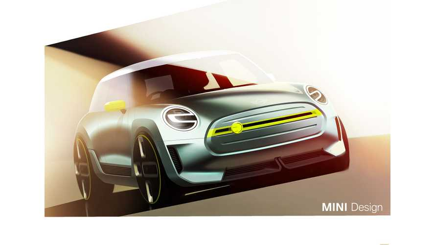 Mini Electric Concept Gets Air Time