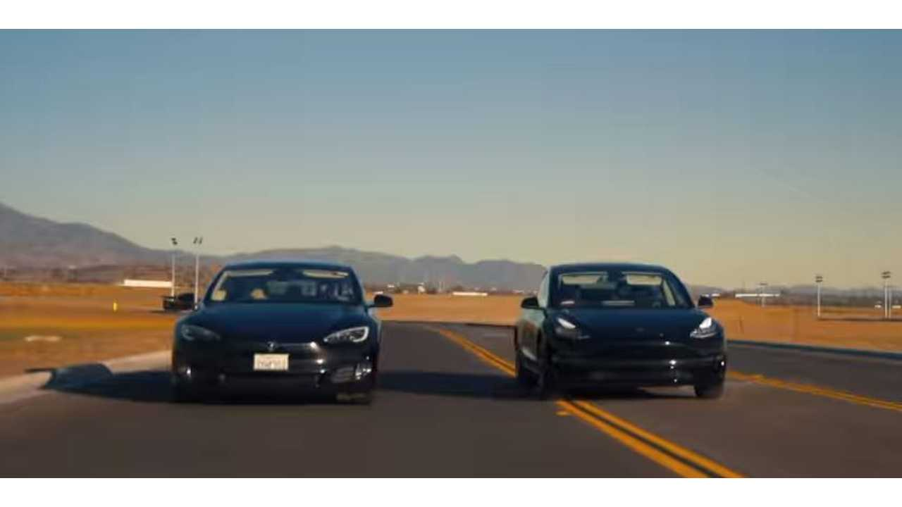 What To Buy? New Tesla Model 3 Versus Used Model S