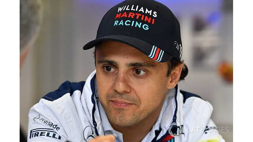 Driver Massa Expected To Leave Formula 1 For Formula E