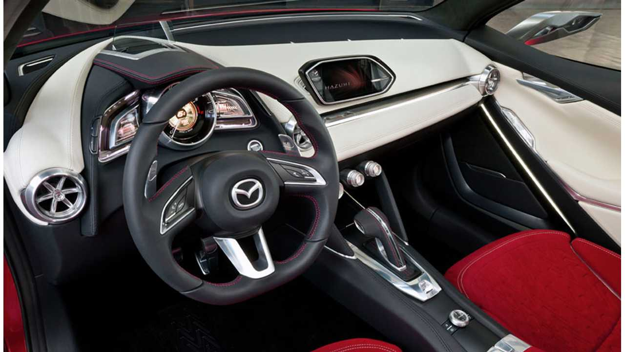 Report: Mazda Commits To Only Hybrids, EVs By 2030