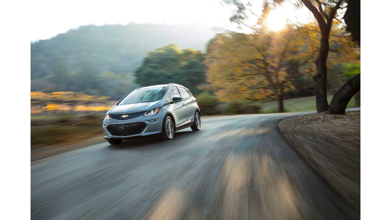 How Ultra-Performance Tires Affect The Chevrolet Bolt