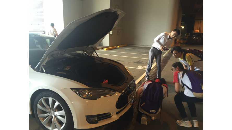 Hong Kong Students Learn About EVs In Summer Program (video)