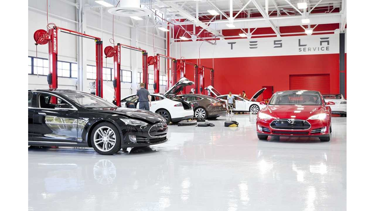 Need Your Tesla Model S Or X Serviced? Be Prepared For A Wait
