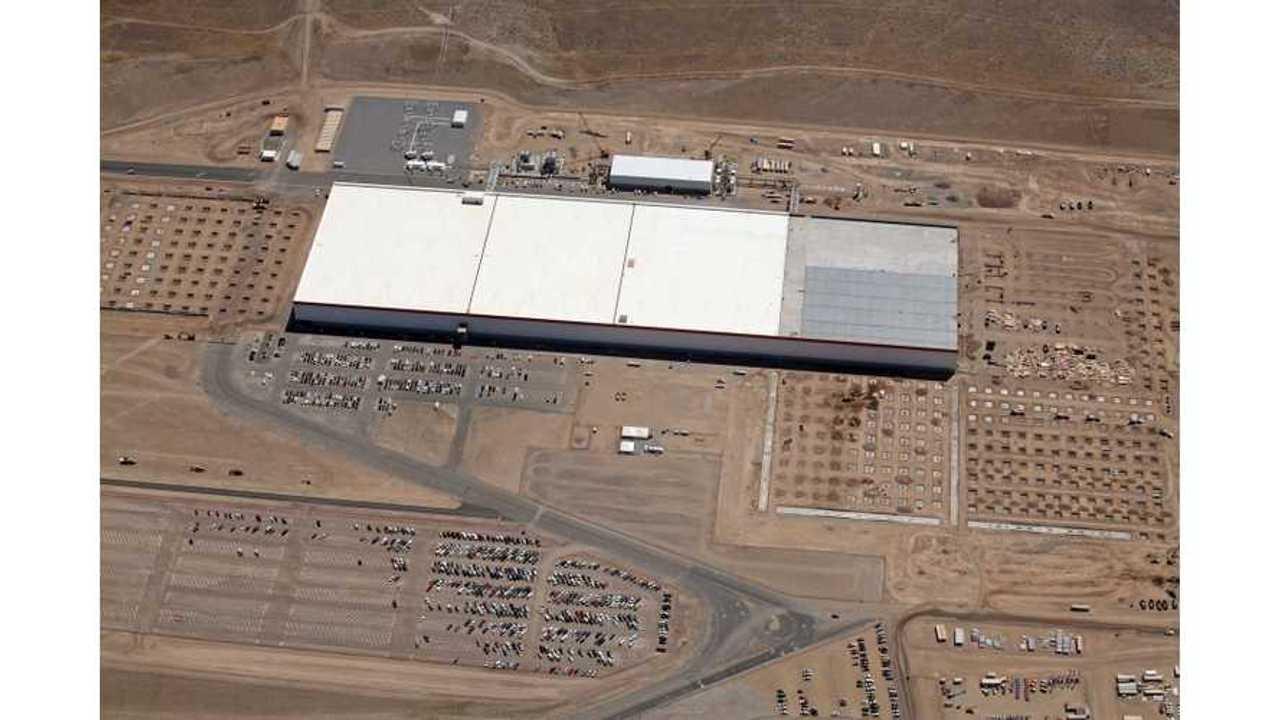 Tesla Gigafactory - July 2016