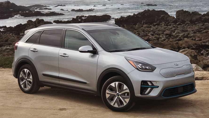 2019 Kia Niro EV First Review By Kelley Blue Book