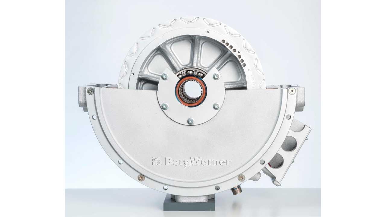 BorgWarner To Supply Electric Motors For Plug-In Hybrid Truck