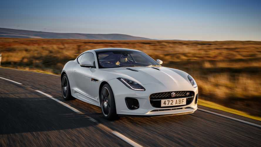 Jaguar F-Type Chequered Flag, celebra i 70 anni di