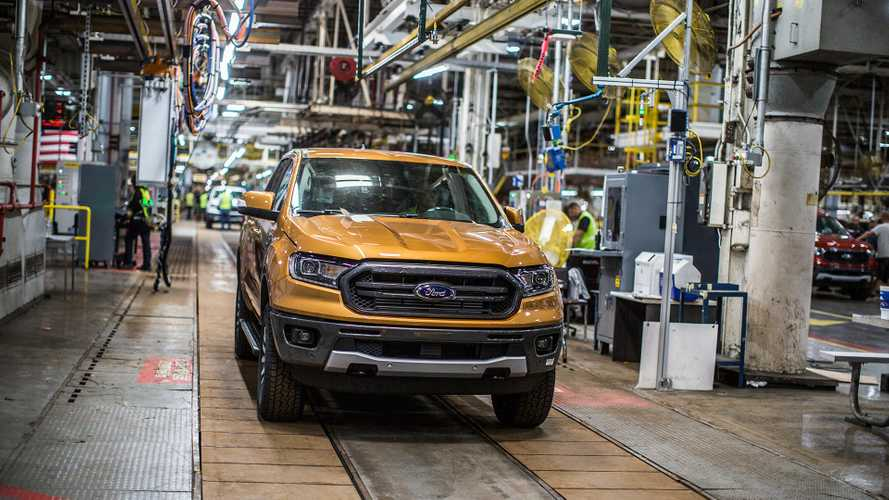 VW Might Use Ford Plants For Manufacturing In U.S.