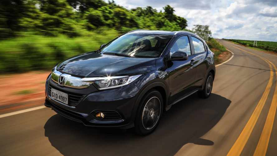 Primeiras impressões Honda HR-V 2019: Onde a vista não alcança