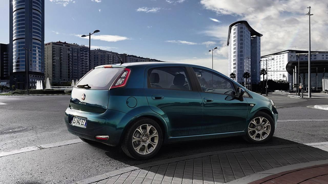 Fiat Punto - La fine