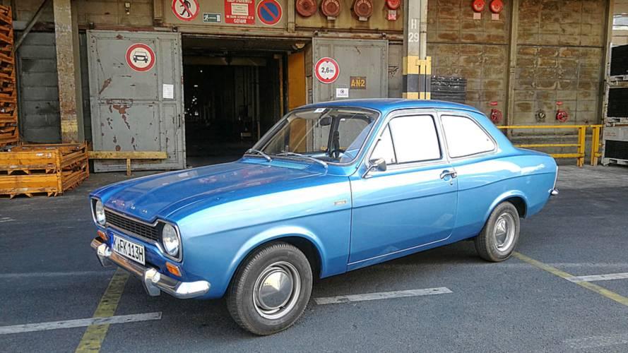 Ford-Historie: 50 Jahre Escort. Unterwegs in der ersten Generation