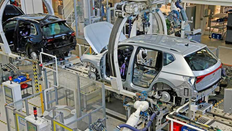 Saját gyárában kezdte gyártani a Volkswagen a Seat Tarracót