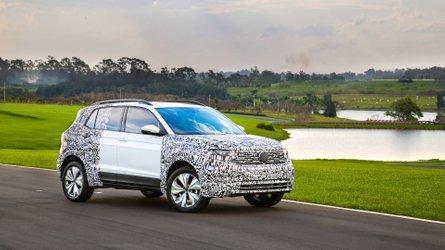 Volkswagen T-Cross será apresentado com transmissão via Facebook