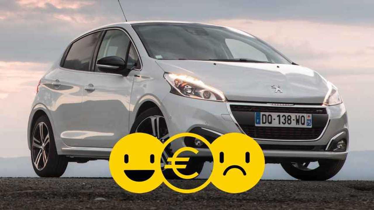 Promozione Peugeot 208, perché conviene e perché no