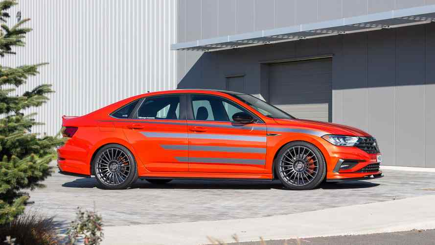 Volkswagen Trotting Out Trio Of Tuned Jettas At SEMA