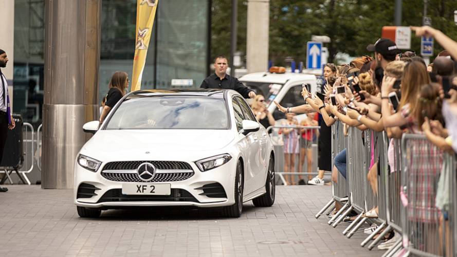 New Mercedes A-Class gets starring role on X-Factor