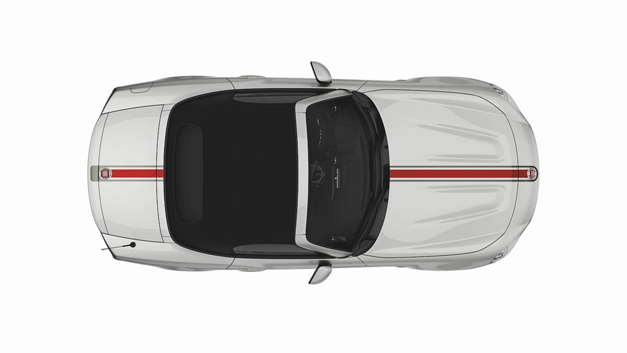 Fiat 124 Spider 2019, la versione USA