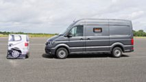 VW Crafter Thatcham Research