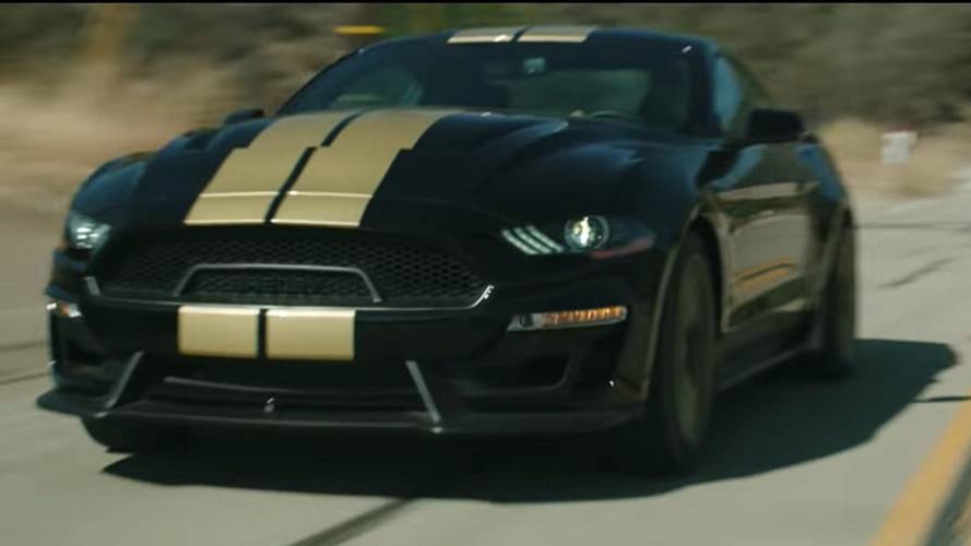 New Shelby GT Dresses Up Mustang, Offers Optional 700-HP Upgrade