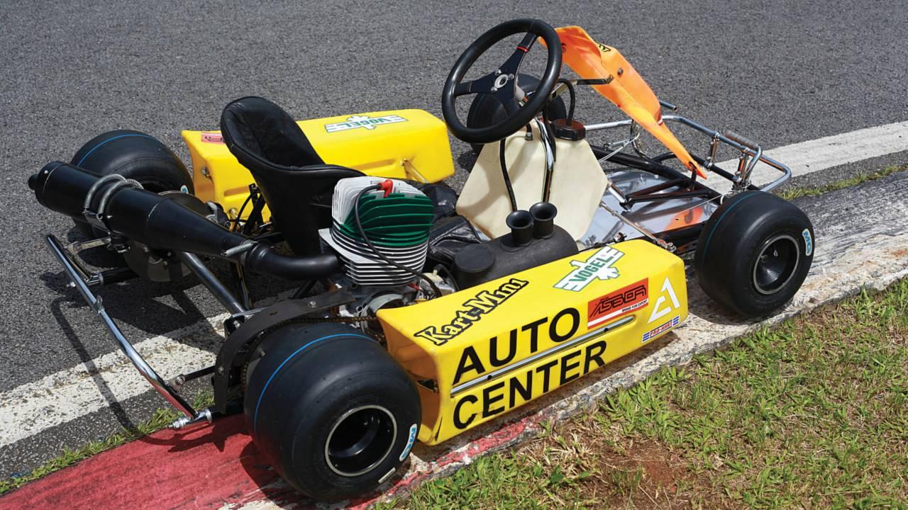 Ayrton Senna S Final Kart Is Heading To Auction
