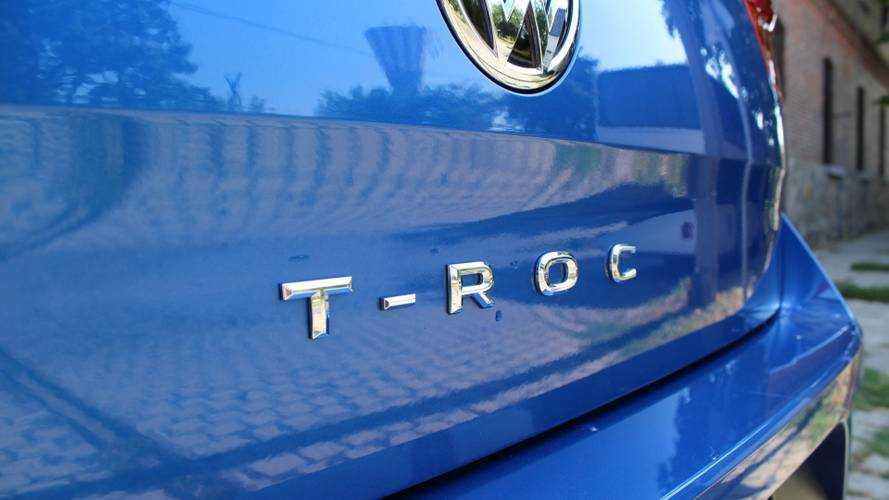 Petter Solberg arcára is mosolyt csal a Volkswagen T-Roc R