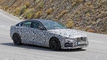 Jaguar XE actualizado fotos espía