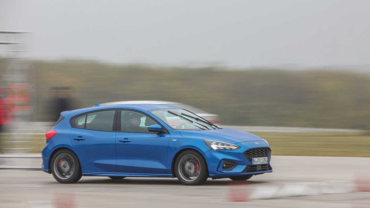 Ford Focus sajtónap
