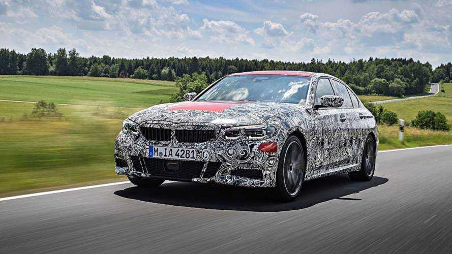 Teaser - BMW Série 3 (2019)