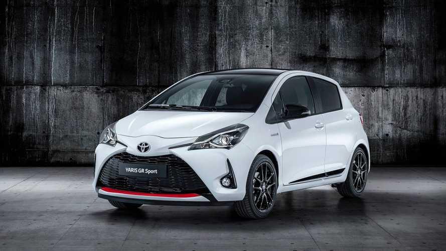 Csak látszatra durva az új Toyota Yaris GR Sport